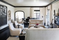 Black trim in the interior design - how to use it as an ...