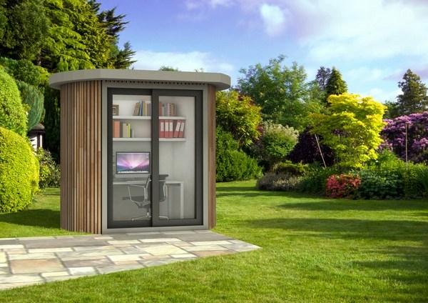 Garden Office Ideas Garden Office Pods And Garden Office