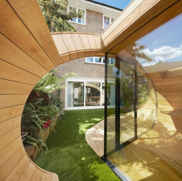 Garden Rooms – Fantastic Landscape And Ideas For Design Deavita