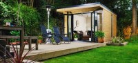 Garden rooms  fantastic landscape and ideas for design