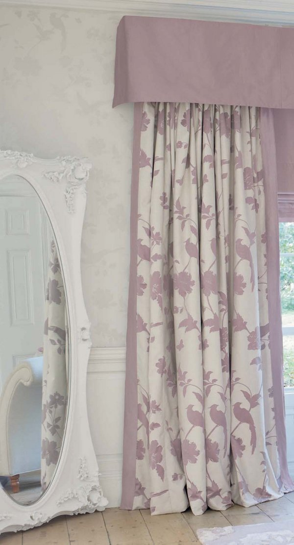 Laura Ashley curtains  the finishing touch to every