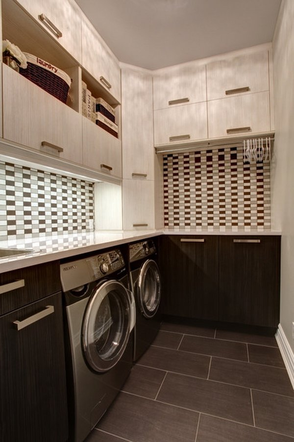 basement laundry room ideas and