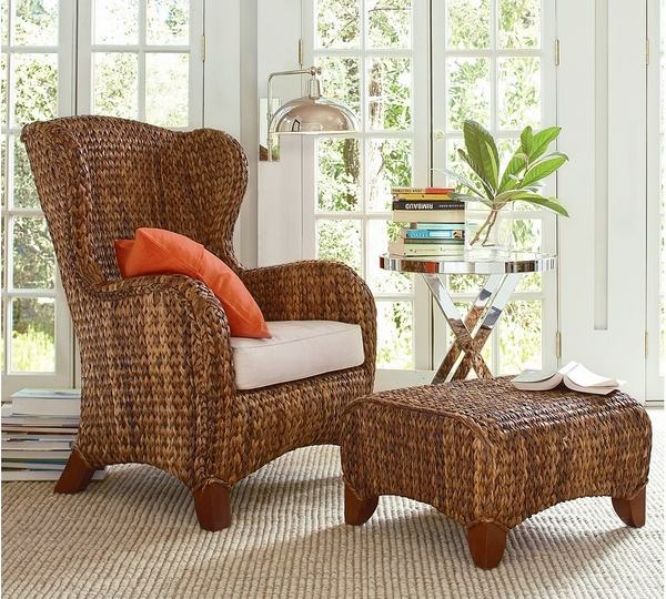 seagrass arm chair folding patio chairs beautiful 40 eco friendly furniture design ideas