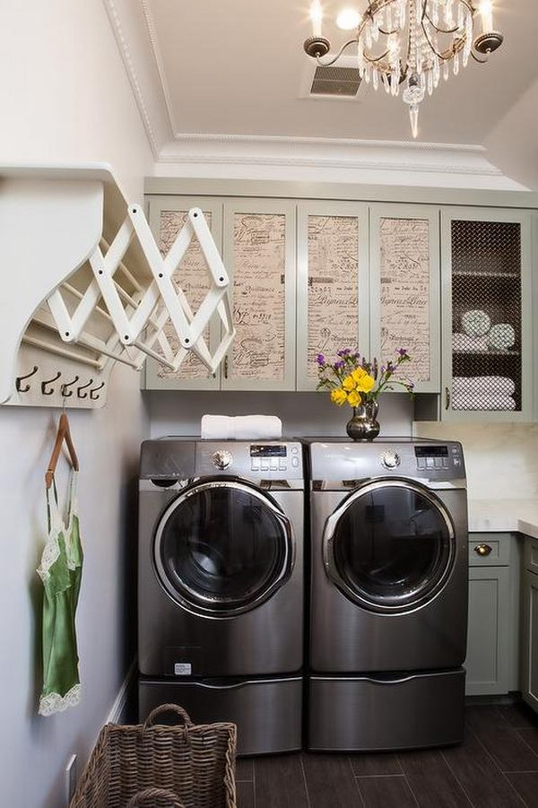 There are some surprising ways to accomplish building on to your home. 40 small laundry room design ideas - comfortable and ...