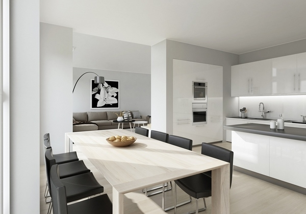 Modern Kitchen Diner Ideas Open Plan Space Interior Designs Deavita