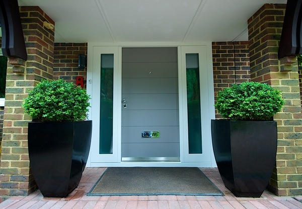 The Advantages Of Modern Front Doors For