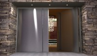Steel doors  The advantages of modern front doors for