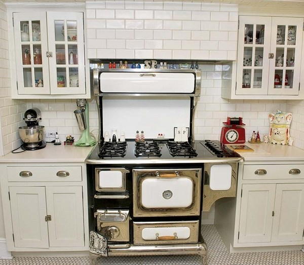vintage kitchen stoves island table antique historic charm and elegance in the