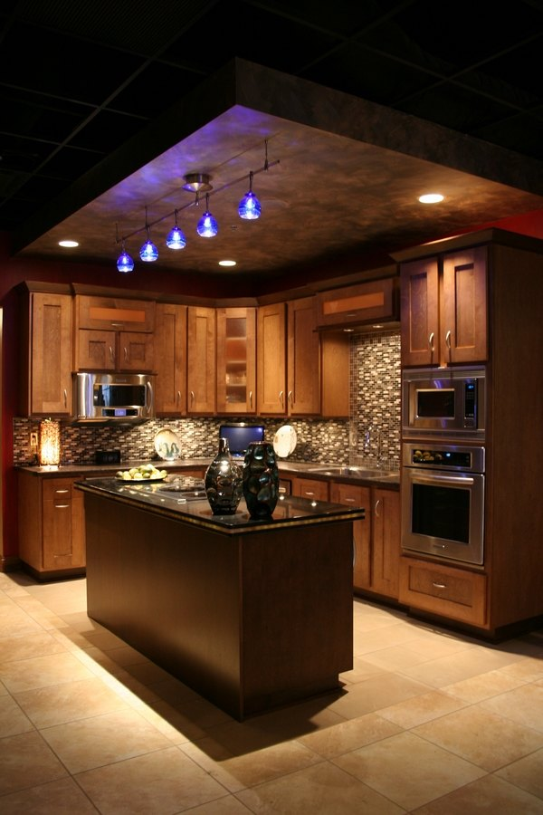 Custom cabinets  limitless design options to express your