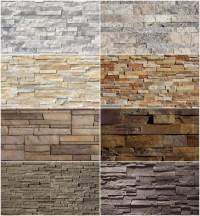 Ledgestone tile ideas  interior and exterior ideas for