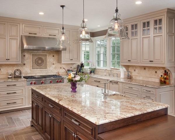 Kitchen Island Countertop Options