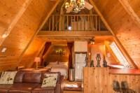 A frame cabin design  modern tiny house ideas