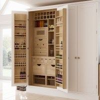 Kitchen pantry storage solutions  organizers and shelving ...