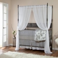 Iron crib design ideas, pros and cons of metal cribs for ...