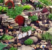 Fairy garden plans and decor ideas  create a magical backyard