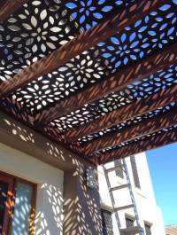 Pergola canopy and pergola covers  patio shade options ...