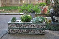 Cinder block garden ideas  furniture, planters, walls and ...