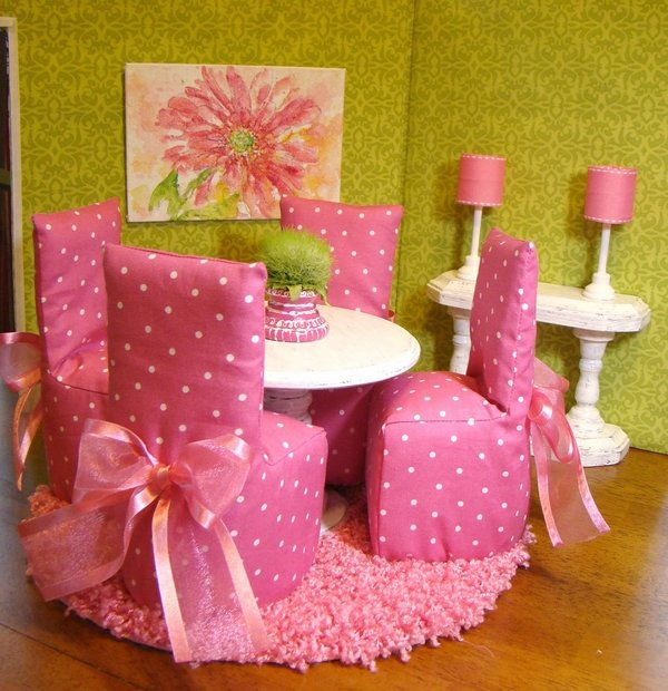 DIY Barbie furniture and DIY Barbie house ideas  creative