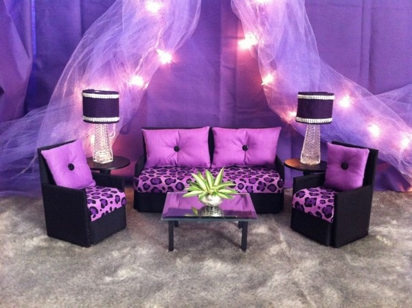 DIY Barbie furniture and DIY Barbie house ideas  creative