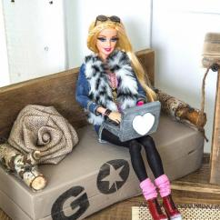 Cheap Patio Chair Office Brown Diy Barbie Furniture And House Ideas – Creative Crafts