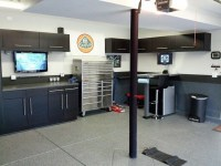 Garage cabinets  how to choose the best garage storage ...