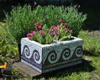 Cinder block garden ideas  furniture, planters, walls and ...