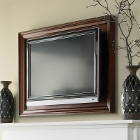 TV frame ideas  frame your TV and blend it in the home ...