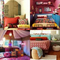 Boho room decor ideas  how to create bohemian chic interiors?