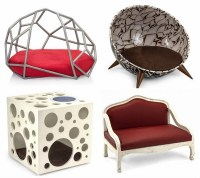 Fancy dog beds designs for the comfort of your beloved pet