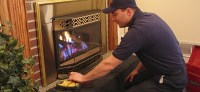 Gas fireplace repair  what to do before we call the
