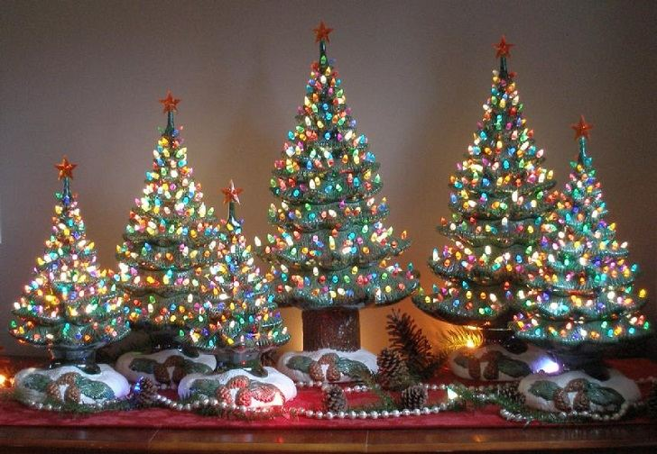 Decorations Christmas Tree Ideas