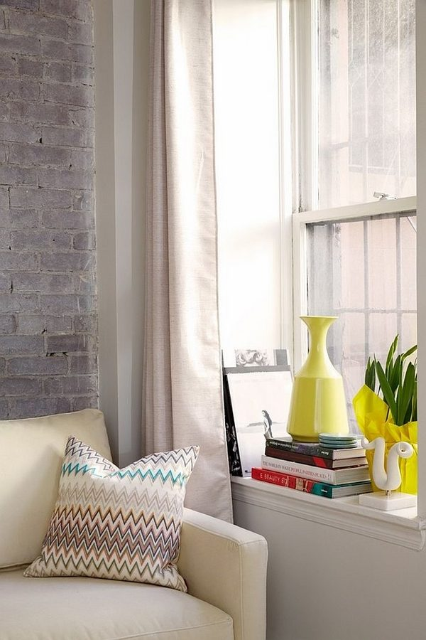 45 Window sill decoration ideas  original and creative