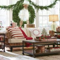 Rustic Christmas decor ideas  fun crafts and DIY