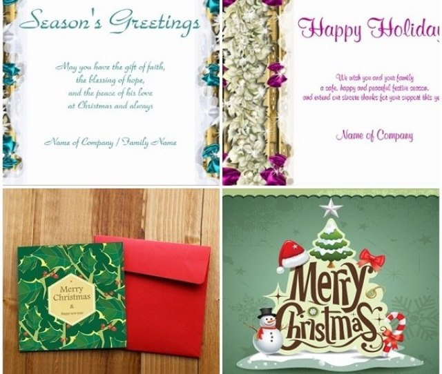 Christmas Card Greetings Ideas Merry Christmas Wishes For Your Family Friends And Business Partners