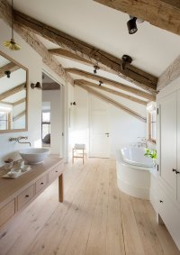 Ceiling beams in interior design  how to incorporate them ...