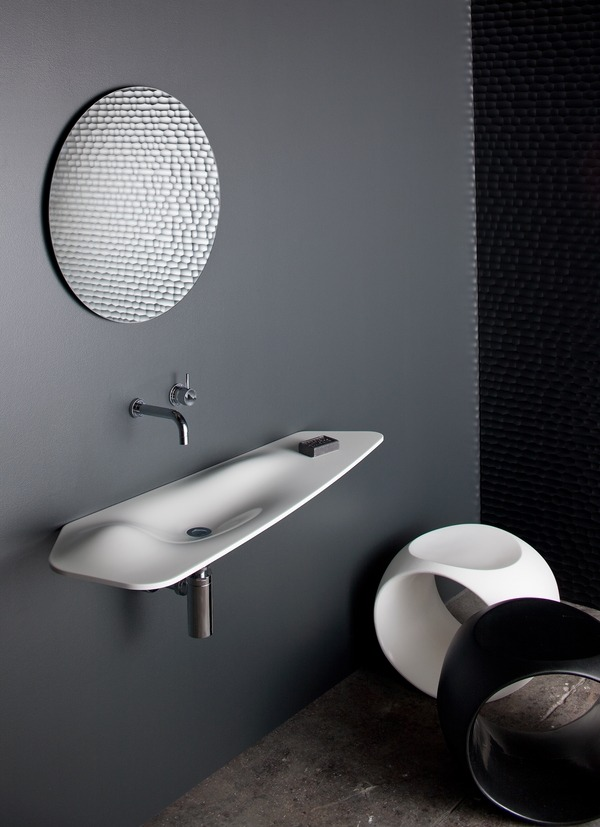 Corian Sinks Unique Bathroom Sinks Combining Style And