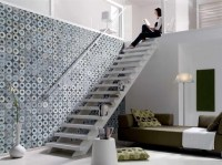 Perforated metal in architecture, exterior, interior and ...