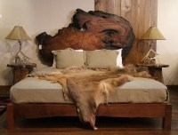 Burl wood furniture design ideas  original artisan ...