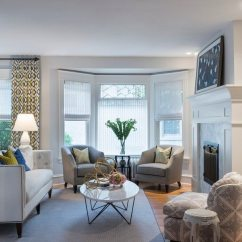 Window Dressing Ideas For Living Rooms Purple Room Curtains Bay Blinds How To Dress Up Your Beautifully Privacy