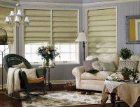 Bay window blinds ideas  how to dress up your bay window ...