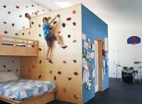 Indoor rock climbing  how to construct a rock climbing ...