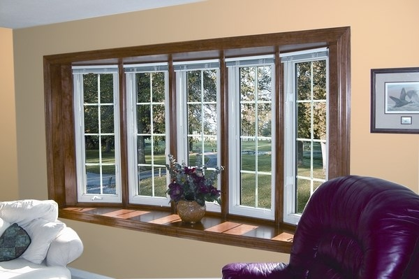 bay vs bow window difference