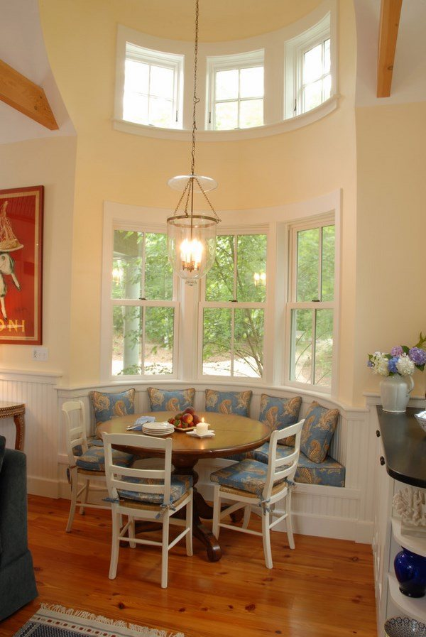 Bay window seat ideas  how to create a cozy space in any room