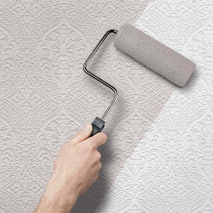 Painting over wallpaper  is it a good or a bad idea