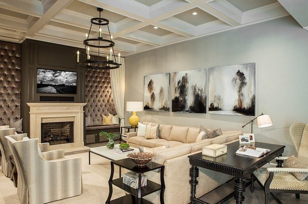 soundproof living room cheap leather sets how to a and reduce the noise in your home diy 2 19