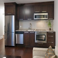 Kitchen Cabinets Doors Only Mat Sets Modern Kitchenette Ideas – The Comfort Of A Stylish Mini ...