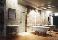 Bathroom decor ideas  how to choose the style of the ...