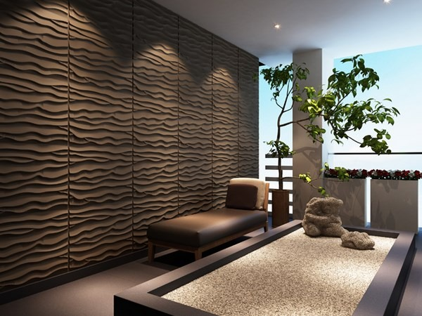 Accent wall in interior design  how to create a