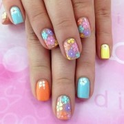 summer french nails trends