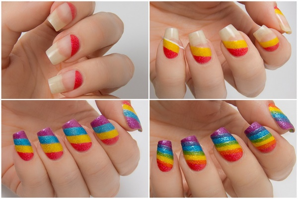 Embed This Step By Nail Art Tutorial